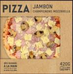 Pizza reine 420 gr