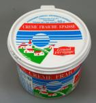 Crème fraîche épaisse