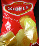Chips SYBELL 500g