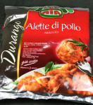 Chicken wings italien